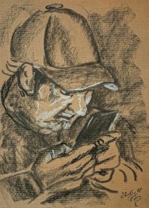 Stephan Ois - Portraitkunst, Portraitmaler, Portraitzeichner