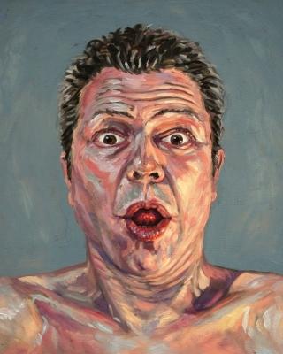 Portrait malen lassen Öl-Wien