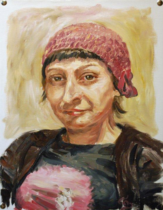 Stephan Ois - Portraitmaler Wien