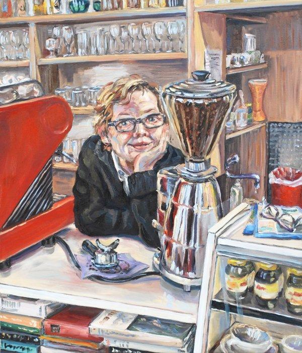 Ölportrait - Stephan Ois - lebendige Portraits in Öl - Ölporträts in allen Größen Und Formaten
