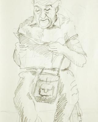 portrait zeichnen lassen wien unentdeckt
