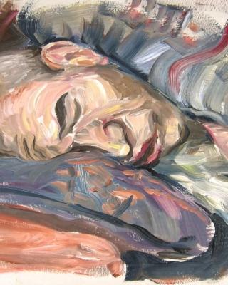Kuenstlerportrait-Otto-Muehl-Schnellportrait2
