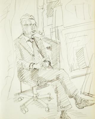 portrait zeichnen lassen wien bleistift portraitzeichner