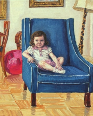 Luise-Portraitauftrag