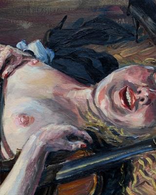 Marianna-Blier-Artist Portrait