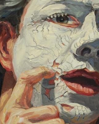 Porträts in Öl-Kunst kaufen Wien 2017
