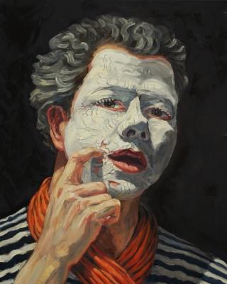 Porträt malen lassen- Portraitmaler Wien