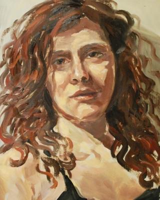 deborah-Ölportrait malen lassen in Wien