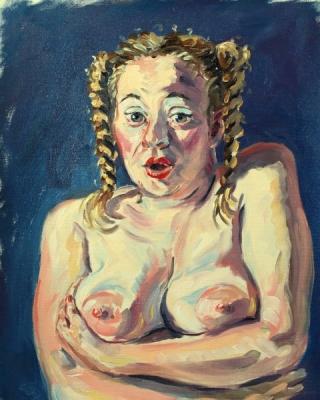 moderne bilder öl-gemälde kaufen, portraitmaler in wien