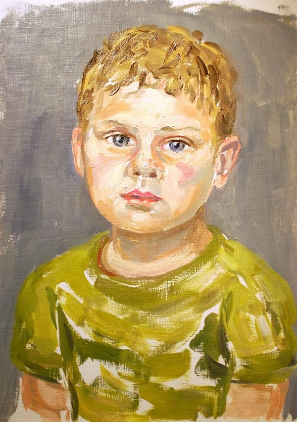 Künstler&Portraitmaler - Menschen malen in Wien