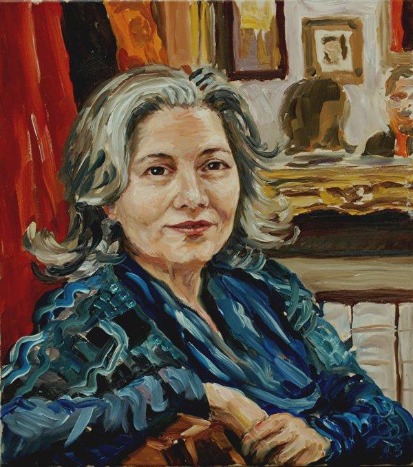 Portrait malen lassen - das Porträt malen lassen in Wien, Niederösterreich, Oberösterreich, Salzburg, Kärnten, Steiermark und Burgenland