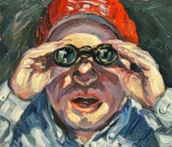 Stephan Ois - zeitgenössische, lebendige Ölportraits Malerei, Portraitmaler in Wien, selbstständig