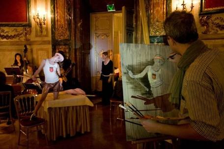 Palais Daun-Kinsky -  Portraitmaler